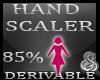85% Hand Resizer