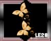 Orange Butterflies 3