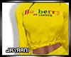 Bur Crewneck Yellow