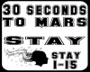 30 Seconds to Mars-STAY