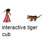 Kids Jasmine Tiger Cub