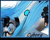 [SP] Cyan Cyborg Wrist