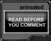 [IF] READ BEFORE YOU..