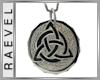!R! Triskel Necklace