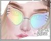 Pastel Studded Glasses|F