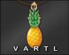 VT l Pineapple Necklace