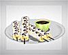 Banana Sticks & Choc Dip