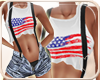 !NC Kawaii Liberty Blanc