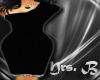 Sweater Dress Black