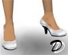 Economy High Heels (wht)