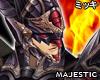 (Q) Majest Warrio HelMET