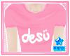 *Y* M Pink Desu