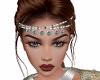 Ashia Headband Silver