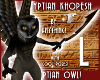 L - KHOPESH EGYPT OWL!