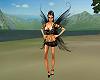 [VIN] Angel Black Wings