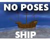 KP pirate no poses