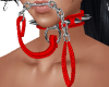 Mouth Leash Red