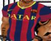 ![M]F.C.Barcelona Top