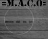 MACO Armband Male