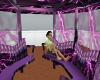 purple lighting swing