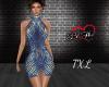 Marisol Dress -TXL