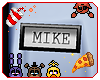 FNAF | Mike Nametag