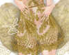 D| Angel Skirt