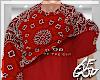 "Ⱥ"" Red Jumper Shirt"