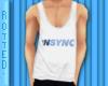 + NSYNC Tank +