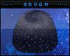 Black Blob Seat