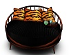 The Tigers Lier bed