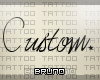 !ID! Custom Sleeves Tatt