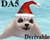 (A) Christmas Seal