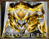 ! Holy Knight Belt
