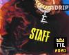 STAFF-TOUR hoddie