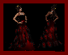 Blood Rose Gown