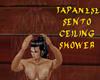 Japanese Sento Shower