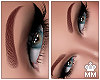 mm. Classique Brows Red