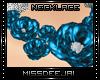 *MD*Acqua Rose |NeckLace
