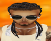men braids black hair