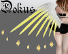 Yellow Angel Wings