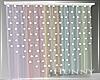 H. Pastel Curtain Lights