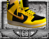 A.E|Yellow AJordan Dunks