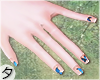 ♡Butterfly Nails[Nude]