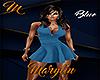 [M] Marylin Blue RL
