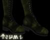 ~Tsu Camo Boots