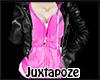 Pink! Hoody + Jacket