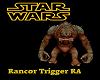 Star Wars Rancor an