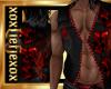 [L] Bloody SKULL Vest M