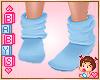 ✿ Baby Blue Socks